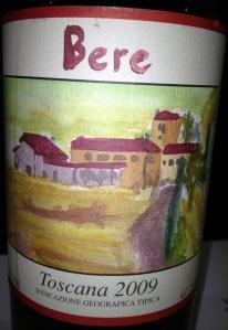 Bere Toscana 2009