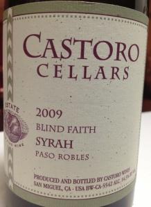 Castoro Syrah
