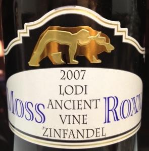 Moss Roxx Zin