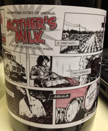 Mother's Milk!