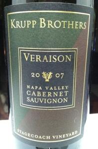krupp brothers veraison