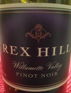 rex hill pinot