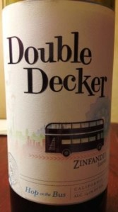 double decker zinfandel