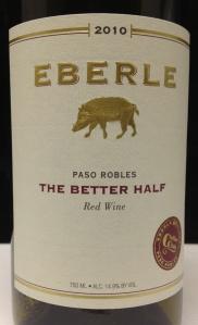 Eberle The Better Half