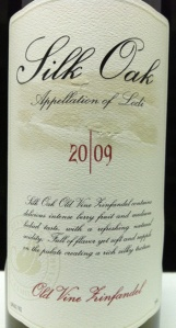 silk oak zin