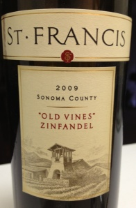 St Francis Zin