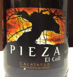 Pieza El Coll