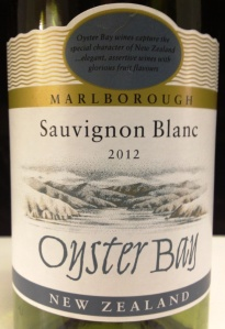 Oyster Bay Sauv Blanc