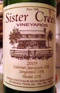 Sister Creek