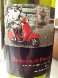 Sangiovese Puglia