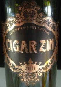 Cigar Zin