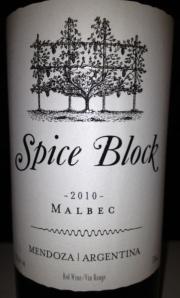 spice block