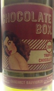 chocolate box cab