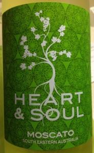 heart & soul moscato