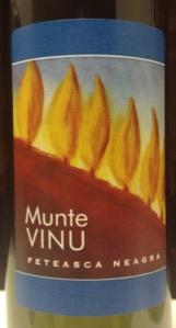 munte vinu
