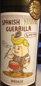 Spanish White Guerrilla