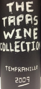 Tappas Wine Collection